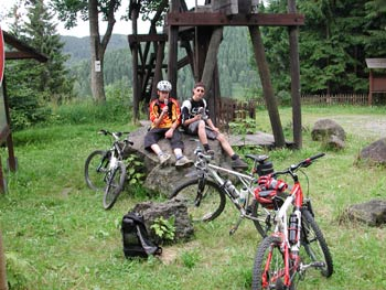 Mountainbike- Touren Harz